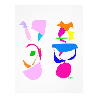 Auspices Flyer Design