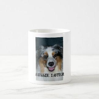aussie lover coffee mug
