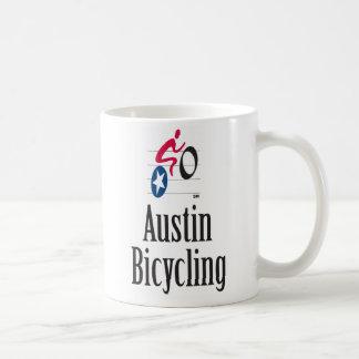 Austin Bicycling Mug