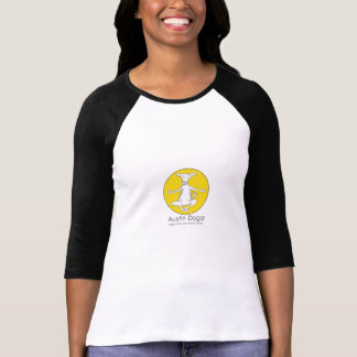 Austin Doga Baseball T T-Shirt