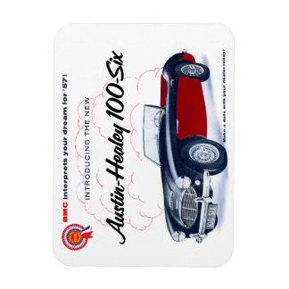 Austin Healey 100 Magnet