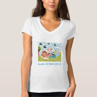 Austin SCBWI Square 2013 t-shirt