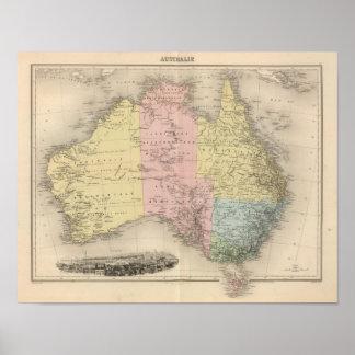 Australia 2 poster