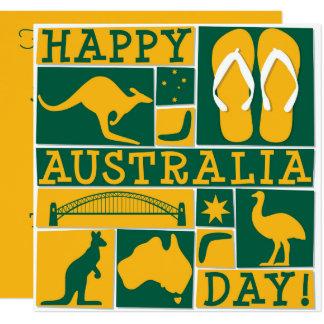 Australia Day Card
