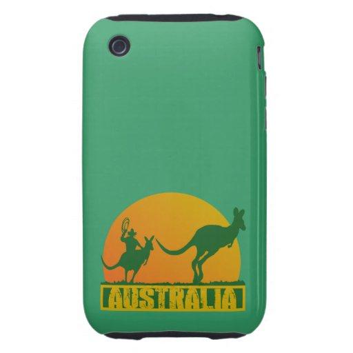 Australian Tough iPhone 3 Covers