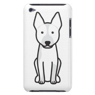 Australian Cattle Dog Cartoon Barely There iPod Cases