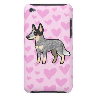 Australian Cattle Dog / Kelpie Love iPod Touch Cases