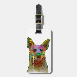 Australian Cattle Dogs Luggage Tag
