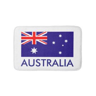 Australian flag bath mat | Australia bathroom rug Bath Mats