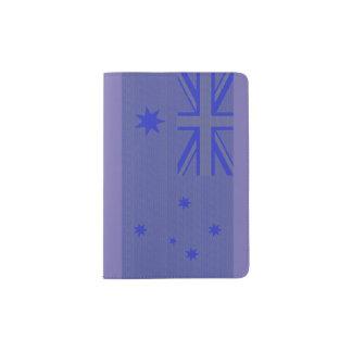 Australian Flag Passport Holder