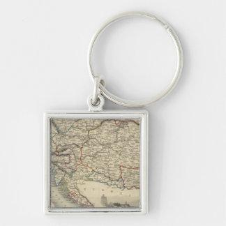 Austria 9 keychain