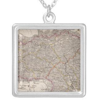 Austria, Slovenia Silver Plated Necklace