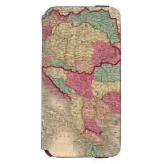Austria Turkey In Europe and Greece Incipio Watson™ iPhone 6 Wallet Case