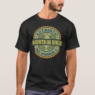 Authentic Mountain Biker T-Shirt