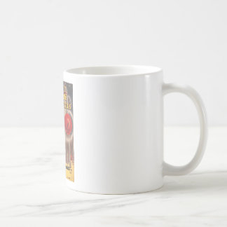 Authentic Science Fiction 023 (1952.Hamilton)_Pulp Basic White Mug