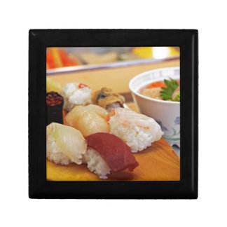 Authentic Sushi Sashimi Gift Box
