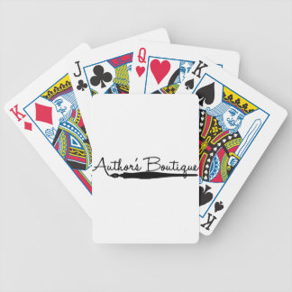 Authors Boutique Non-Apparel Bicycle Playing Cards