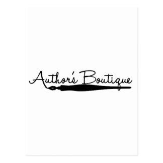 Authors Boutique Paper Products Postcard