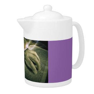Author's teapot