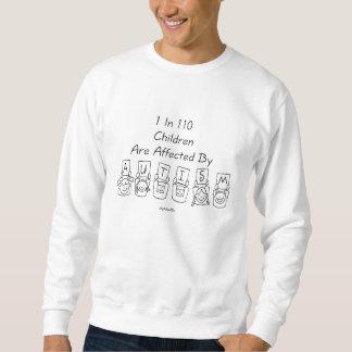 Autism: 1 in 110 sweatshirt