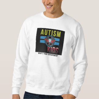 'Autism A Kids' Mens Basic Sweatshirt* Sweatshirt