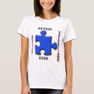 Autism, Acceptance, Love, Understand T-Shirt