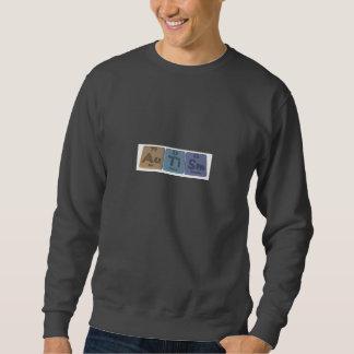 Autism-Au-Ti-Sm-Gold-Titanium-Samarium Sweatshirt