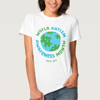 Autism Awareness 2017! Shirts