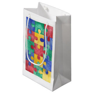 Autism Awareness gift bag