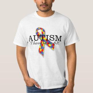 Autism Awareness Tee. T-Shirt