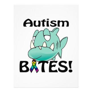 Autism BITES 21.5 Cm X 28 Cm Flyer