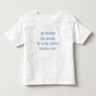Autism Brother T-Shirt