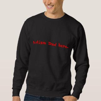 Autism Dad Sweatshirt