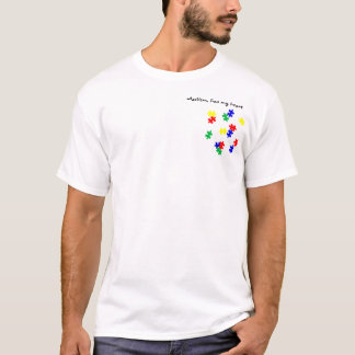 Autism, has my heart T-Shirt