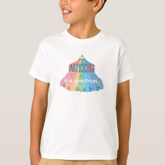 Autism is a spectrum T-Shirt
