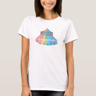 Autism..is a spectrum T-Shirt