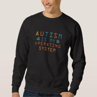 Autism Operating System Sweatshirt