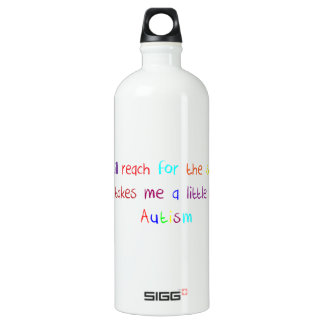 Autism Reach For The Stars SIGG Traveller 1.0L Water Bottle