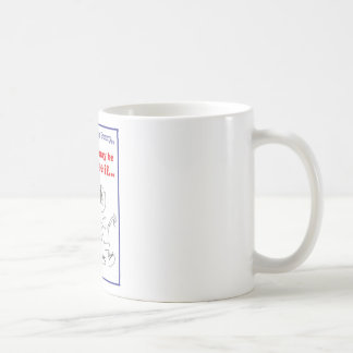 Autism Seriously Funny Merchandise Classic White Coffee Mug