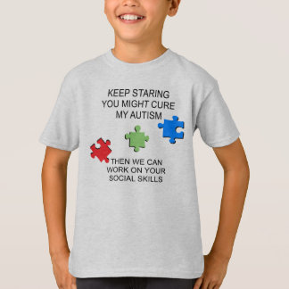 Autism Spectrum Disorder Awareness T-Shirt