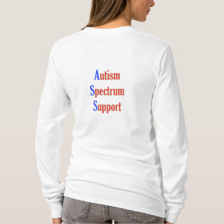 Autism Spectrum Support T-Shirt