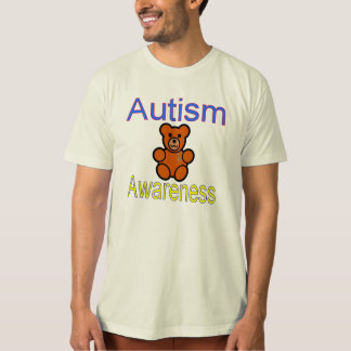 autism sustainable mens tshirts