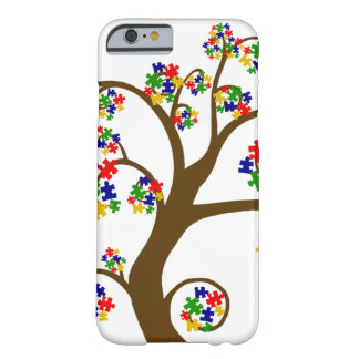 Autism Tree of Life iPhone 6 case Barely There iPhone 6 Case