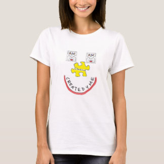 Autism Welcomed created for Adults with Autism T-Shirt