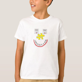 Autism Welcomed created for Autistic Kids T-Shirt