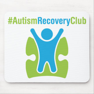#AutismRecoveryClub Mouse Pad