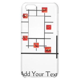 Auto Divergence iPhone 5C Case