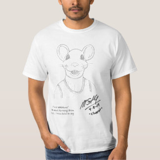 "Autographed ""Cheesit"" T T-Shirt"