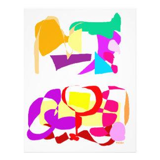 Automatic Coloring 21.5 Cm X 28 Cm Flyer
