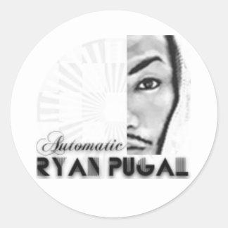 Automatic Ryan Pugal Sticker